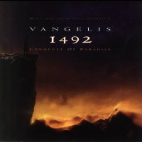 1492: Conquest of Paradise (1992) soundtrack cover
