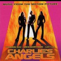 "Обложка саундтрека к фильму ""Ангелы Чарли"" / Charlie's Angels (2000)"