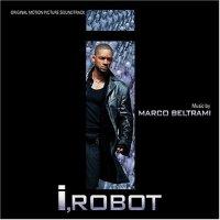 I, Robot (2004) soundtrack cover