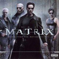 """Обложка саундтрека к фильму """"Матрица"""" / The Matrix (1999)"""