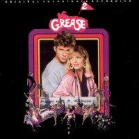 "Обложка саундтрека к фильму ""Бриолин 2"" / Grease 2 (1982)"