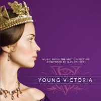 The Young Victoria (2009) soundtrack cover