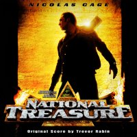 National Treasure (2004) soundtrack cover