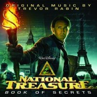 """Обложка саундтрека к фильму """"Сокровище нации: Книга Тайн"""" / National Treasure: Book of Secrets (2007)"""