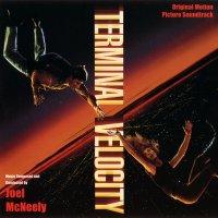 """Обложка саундтрека к фильму """"Скорость падения"""" / Terminal Velocity (1994)"""