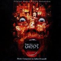 """Обложка саундтрека к фильму """"Тринадцать привидений"""" / Thir13en Ghosts (2001)"""