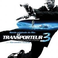 """Обложка саундтрека к фильму """"Перевозчик 3"""" / Transporter 3 (2008)"""