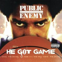 """Обложка саундтрека к фильму """"Его игра"""" / He Got Game (1998)"""