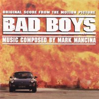 Bad Boys Score (1995) soundtrack cover