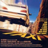 """Обложка саундтрека к фильму """"Такси"""" / Taxi (1998)"""