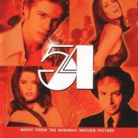 54 (1998) soundtrack cover