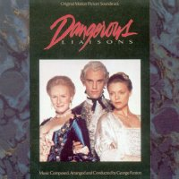 Dangerous Liaisons (1988) soundtrack cover