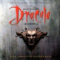 """Обложка саундтрека к фильму """"Дракула"""" / Dracula (1992)"""