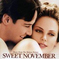 """Обложка саундтрека к фильму """"Сладкий ноябрь"""" / Sweet November (2001)"""