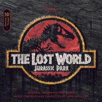 """Обложка саундтрека к фильму """"Парк Юрского периода 2: Затерянный мир"""" / The Lost World: Jurassic Park (1997)"""