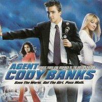 """Обложка саундтрека к фильму """"Агент Коди Бэнкс"""" / Agent Cody Banks (2003)"""