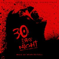 30 Days of Night (2007) soundtrack cover