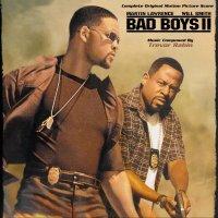 Bad Boys II: Score (2003) soundtrack cover