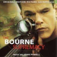 "Обложка саундтрека к фильму ""Превосходство Борна"" / The Bourne Supremacy (2004)"