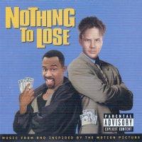 """Обложка саундтрека к фильму """"Нечего терять"""" / Nothing to Lose (1997)"""