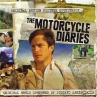 Diarios de motocicleta (2004) soundtrack cover