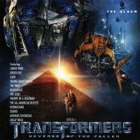 """Обложка саундтрека к фильму """"Трансформеры: Месть падших"""" / Transformers: Revenge of the Fallen (2009)"""