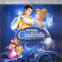 """Обложка саундтрека к мультфильму """"Золушка"""" / Cinderella (1950)"""
