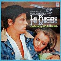 La piscine (1969) soundtrack cover