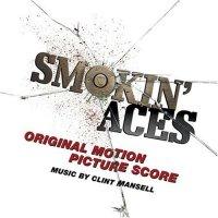"""Обложка саундтрека к фильму """"Козырные тузы"""" / Smokin' Aces: Score (2006)"""