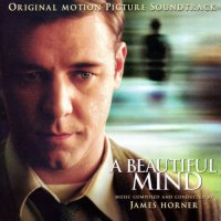 """Обложка саундтрека к фильму """"Игры разума"""" / A Beautiful Mind (2001)"""