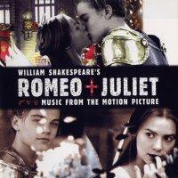 """Обложка саундтрека к фильму """"Ромео + Джульетта"""" / Romeo + Juliet (1996)"""