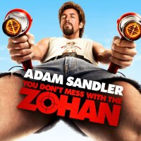 You Don't Mess with the Zohan (2008) soundtrack cover