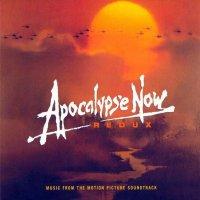 """Обложка саундтрека к фильму """"Апокалипсис сегодня"""" / Apocalypse Now (1979)"""