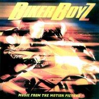"""Обложка саундтрека к фильму """"Байкеры"""" / Biker Boyz (2003)"""