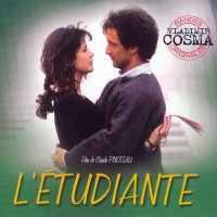 L'étudiante (1988) soundtrack cover
