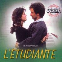 """Обложка саундтрека к фильму """"Студентка"""" / L'étudiante (1988)"""