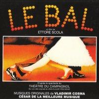 """Обложка саундтрека к фильму """"Бал"""" / Le bal (1983)"""