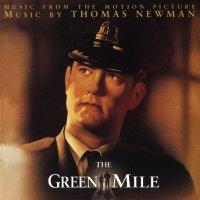 """Обложка саундтрека к фильму """"Зеленая миля"""" / The Green Mile (1999)"""