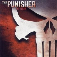The Punisher (2004) soundtrack cover