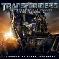 """Обложка саундтрека к фильму """"Трансформеры: Месть падших"""" / Transformers: Revenge of the Fallen: Score (2009)"""