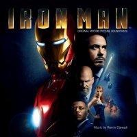 "Обложка саундтрека к фильму ""Железный человек"" / Iron Man (2008)"