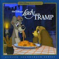 Lady and the Tramp (1955) soundtrack cover