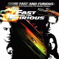 "Обложка саундтрека к фильму ""Форсаж"" / More Music from The Fast and the Furious (2001)"