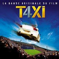 """Обложка саундтрека к фильму """"Такси 4"""" / Taxi 4 (2007)"""