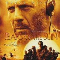 """Обложка саундтрека к фильму """"Слезы солнца"""" / Tears of the Sun (2003)"""