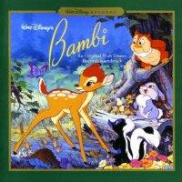 Bambi (1942) soundtrack cover