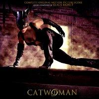 """Обложка саундтрека к фильму """"Женщина-кошка"""" / Catwoman (2004)"""