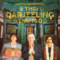 """Обложка саундтрека к фильму """"Поезд на Дарджилинг. Отчаянные путешественники"""" / The Darjeeling Limited (2007)"""