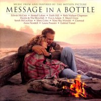 """Обложка саундтрека к фильму """"Послание в бутылке"""" / Message in a Bottle (1999)"""