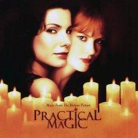 """Обложка саундтрека к фильму """"Практическая магия"""" / Practical Magic (1998)"""